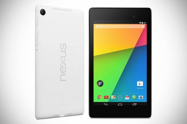 2nd Generation Google Nexus 7 White