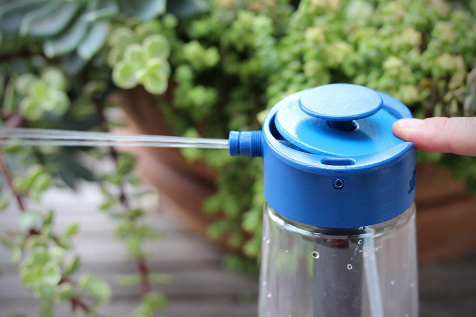 AQUABOT Portable Pressurized Running Water