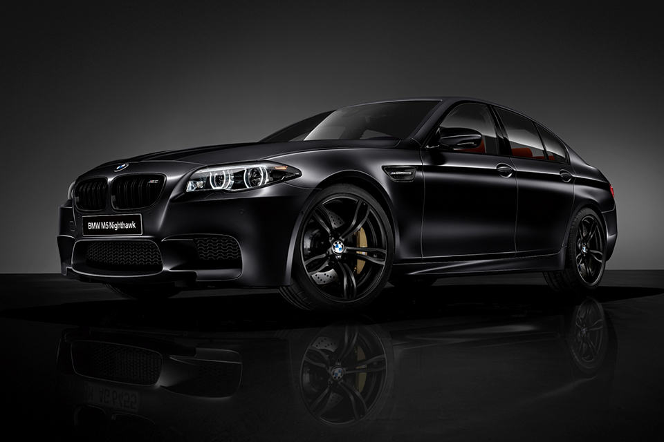 BMW M5 Nighthawk Limited Edition Sports Sedan