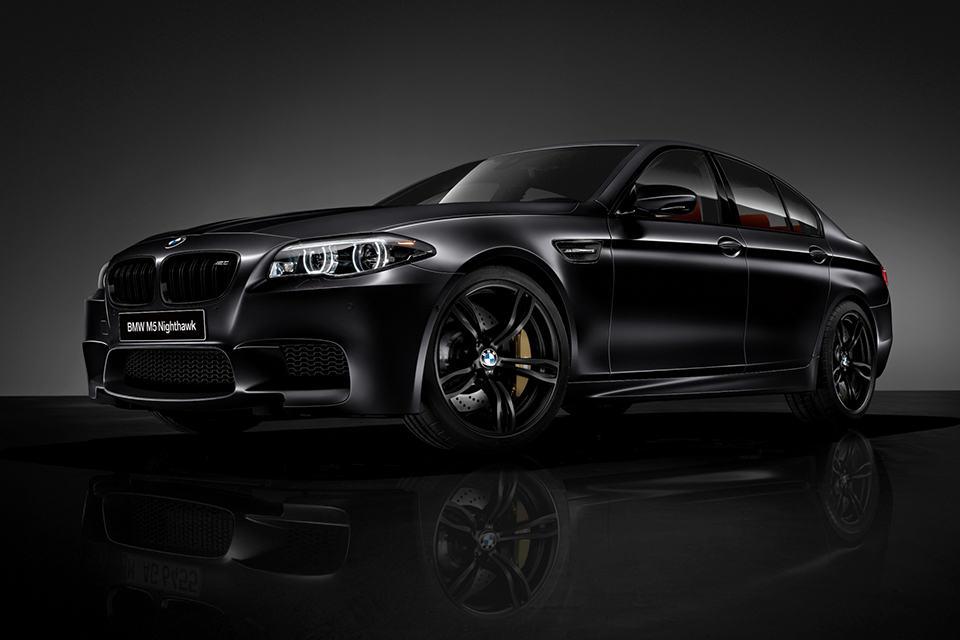 BMW M5 Nighthawk Limited Edition Sports Sedan