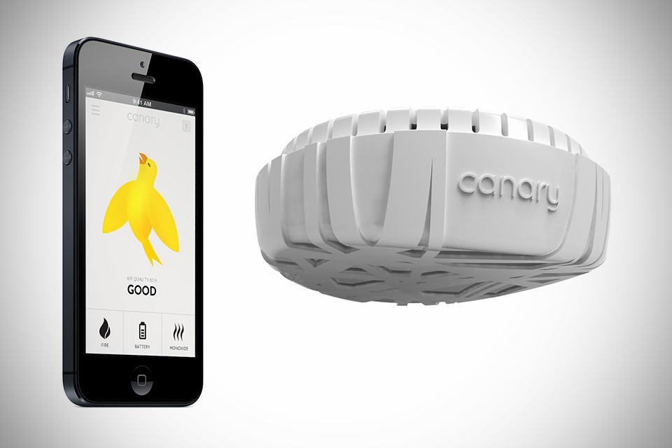 Canary Smart Smoke Detector