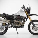 Carducci SC3 Adventure Dual Sport Motorcycle