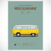 Cars and Films Prints [Poster] - Little Miss Sunshine