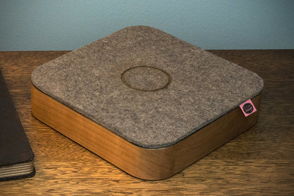 CherryCharger Wireless Induction Charger