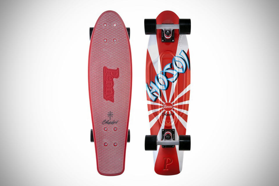 Christian Hosoi Signature Model Penny Skateboard