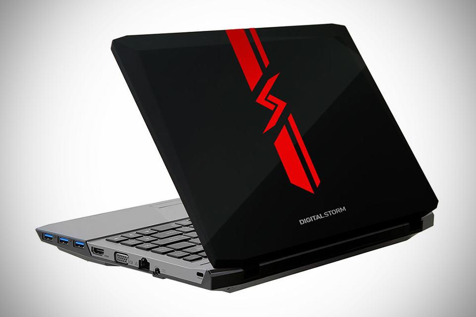 "Digital Storm 13.3"" VELOCE Gaming Laptop"