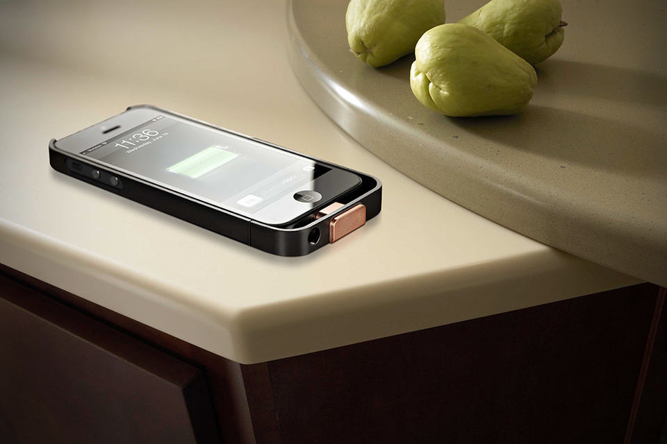 DuPont Corian Powermat Wireless Charging