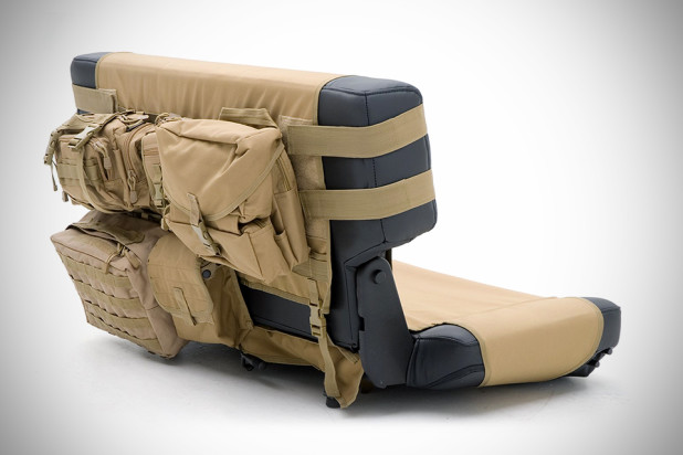 G.E.A.R Seat Covers by Smittybilt