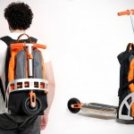 Gig Pack Scooter Backpack by Gustavo Brenck