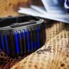 Kisai Neutron Motion Sensor LED Watch - Black with Blue LED