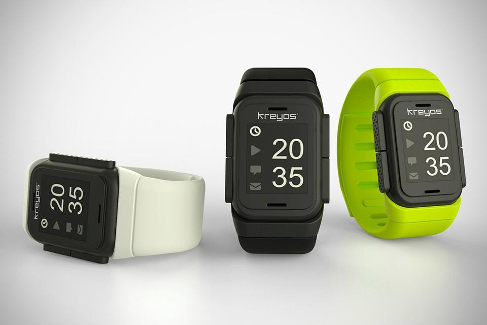 Kreyos Meteor Smartwatch