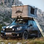 MINI Getaway Cars: Camper, Cowley and ALL4 Camp