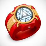 Marvel Iron Man 3 LED Arc Reactor Ring