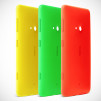 Nokia Lumia 625 Windows Phone - interchangeable covers