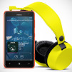 Nokia Lumia 625 Windows Phone - with headphone