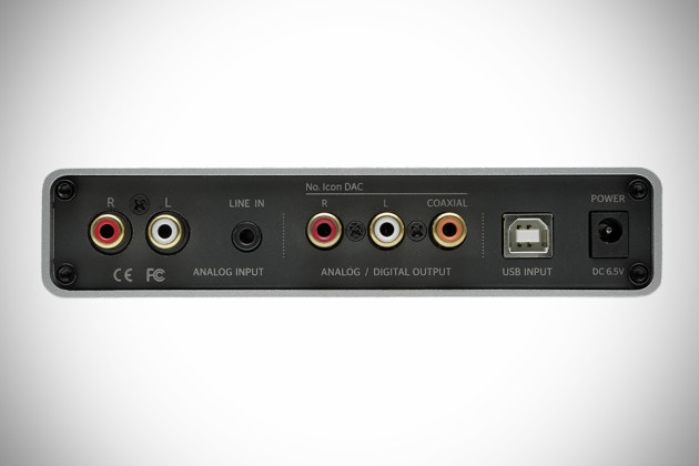 NuForce Icon DAC and Headphone Amplifier