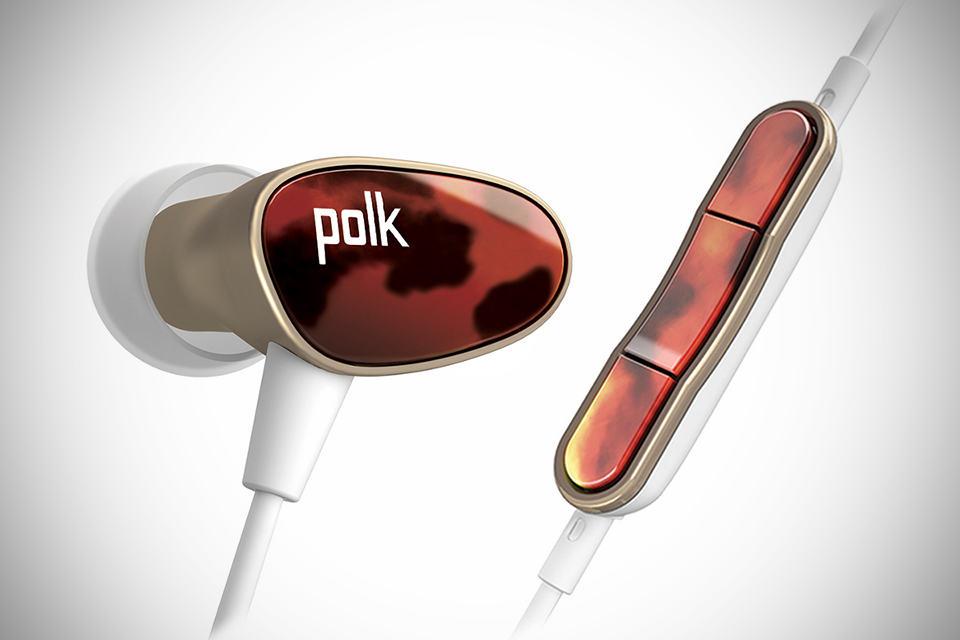 Polk Audio Nue Era In-Ear Headphones