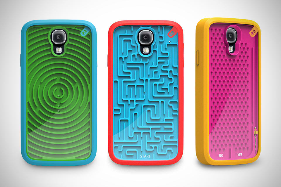 PureGear Retro Game Case for Samsung GALAXY S4