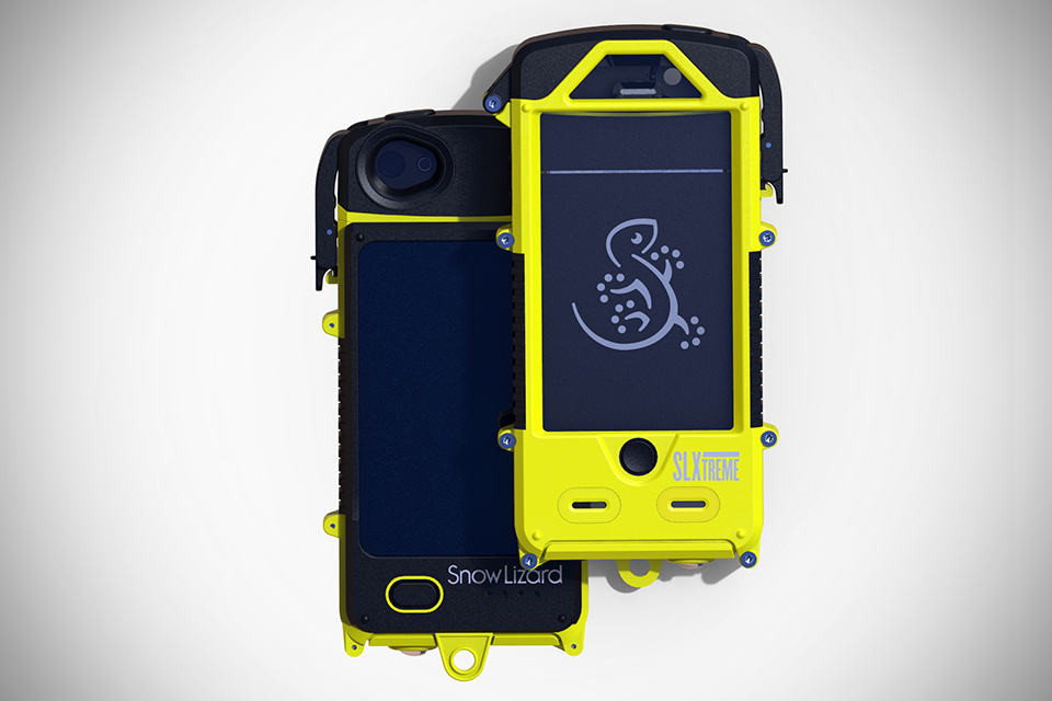 SLXtreme Ruggedized Case for iPhone 5 and iPad