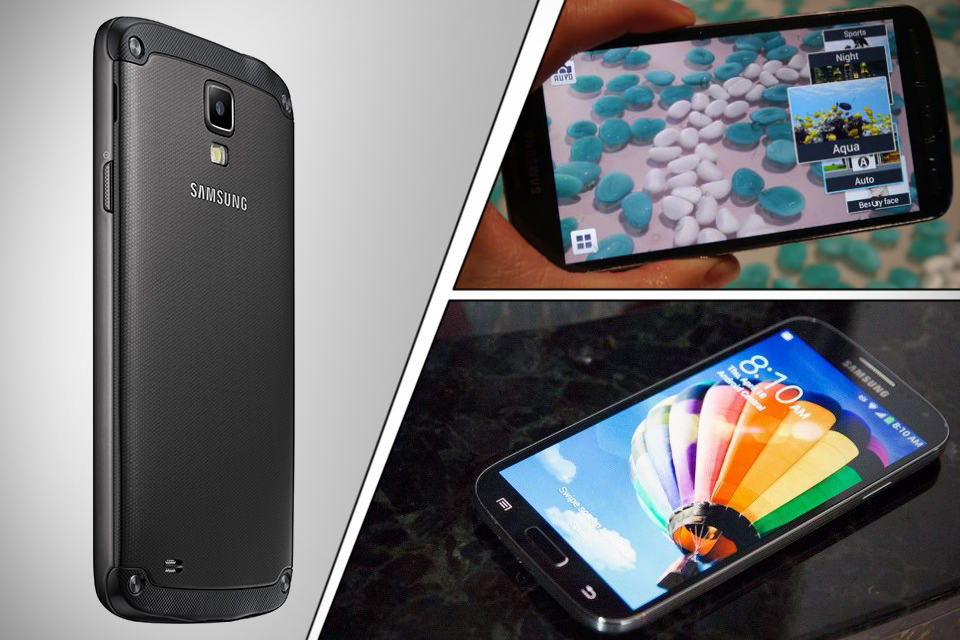 Samsung GALAXY S4 Active Hands-On Review