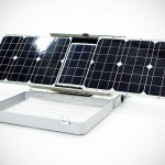 SunSocket Sun-Tracking Solar Generator