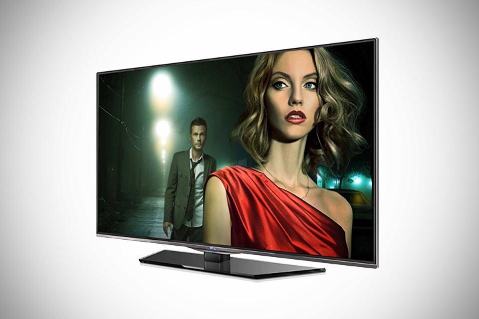 TCL 50″ Edge LED 4K Ultra HD TV