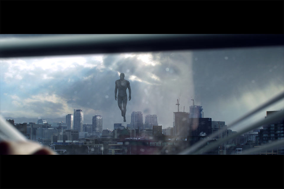 THE FLYING MAN - A Superhero Short Film