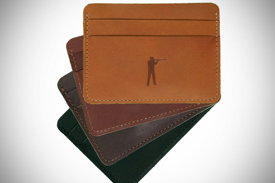The Perfect Wallet by Ball and Buck