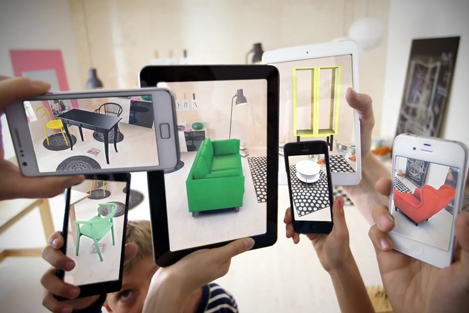 2014 ikea augmented reality catalog app mikeshouts. Black Bedroom Furniture Sets. Home Design Ideas