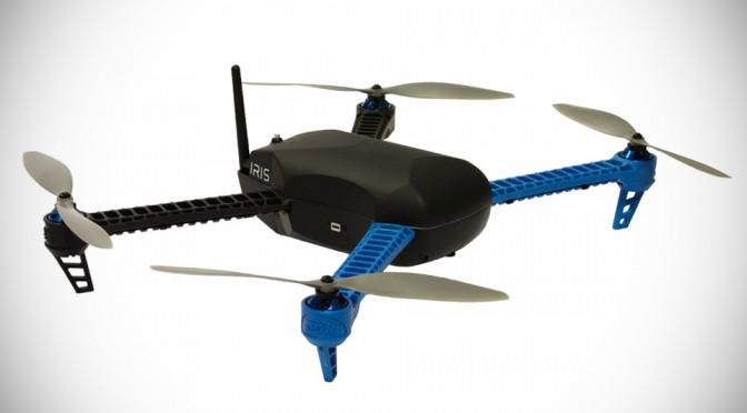 3DR Iris Quadcopter UAV