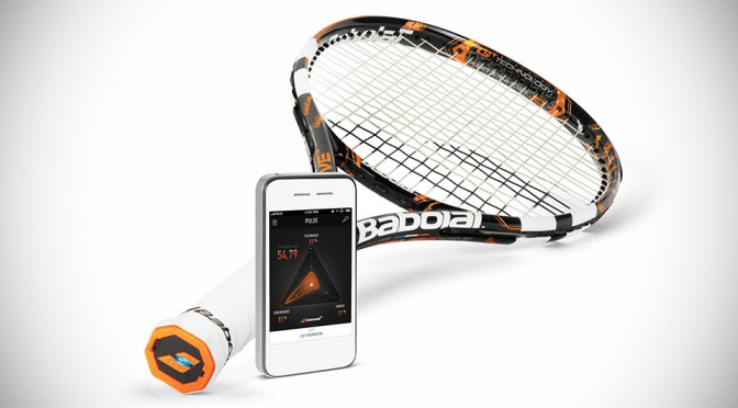 Babolat Play Pure Drive Connected Racquet