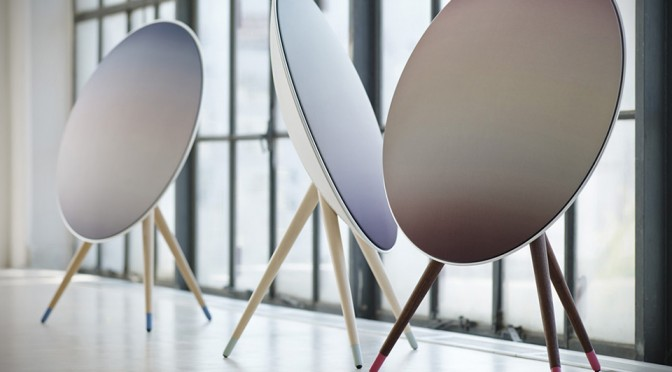 Bang & Olufsen BeoPlay A9 Nordic Sky Edition