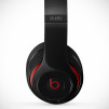 Beats by Dre Studio Headphones - Black Side Profile