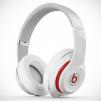 Beats by Dre Studio Headphones - White