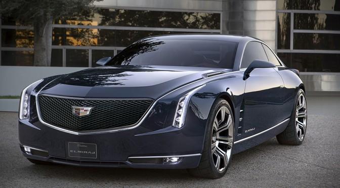 Cadillac Elmiraj Concept Grand Coupe