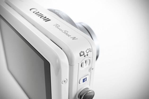 Canon PowerShot N Facebook Ready Digital Camera