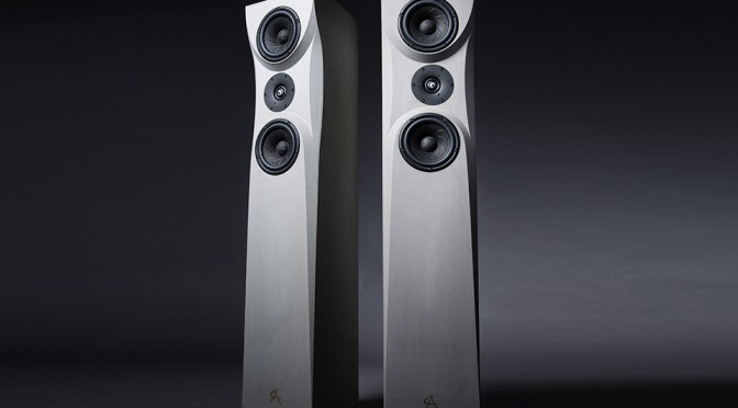 Concrete Audio N1 Concrete Loudspeakers