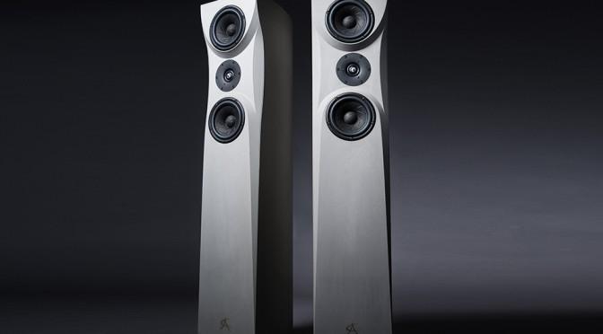 Concrete Audio N1 Concrete Loudspeakers