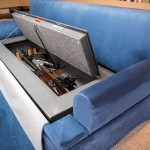 CouchBunker – Bulletproof Couch and Gun Safe