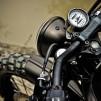 Custom Triumph Bonneville Scrambler by FCR
