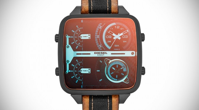 Diesel Mr. Daddy Chronograph Watch