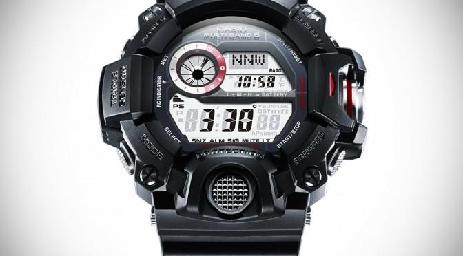 G-SHOCK GW-9400 Rangeman Watch - Digital Compass 3ceba6cf4f