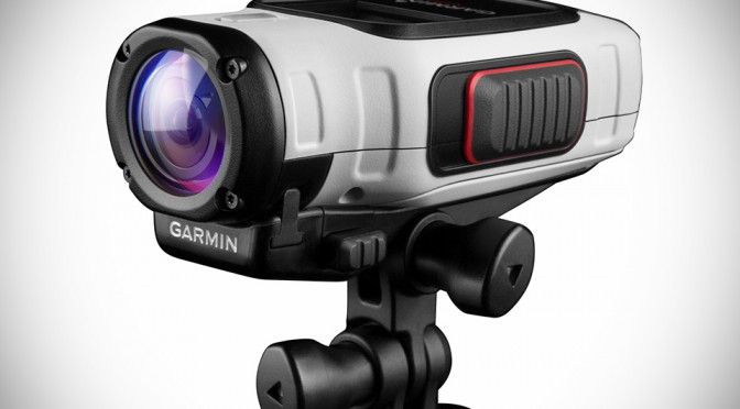 Garmin VIRB Action Cameras - VIRB Elite