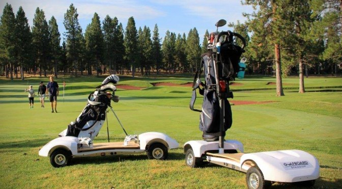GolfBoard – Skateboard For Golfers