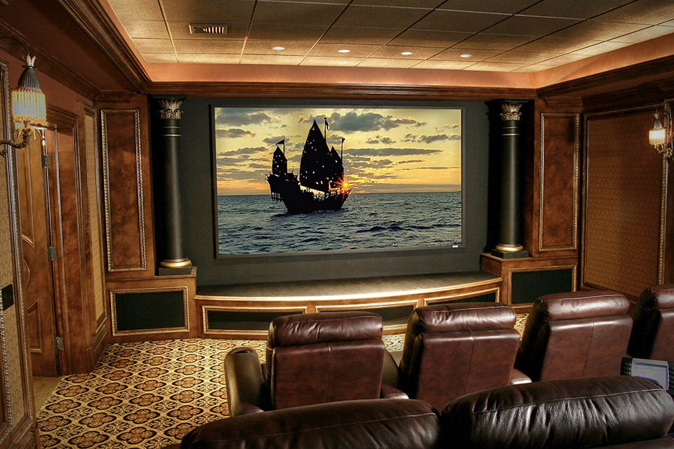 How To Build A Home Theater Without Breaking The Bank