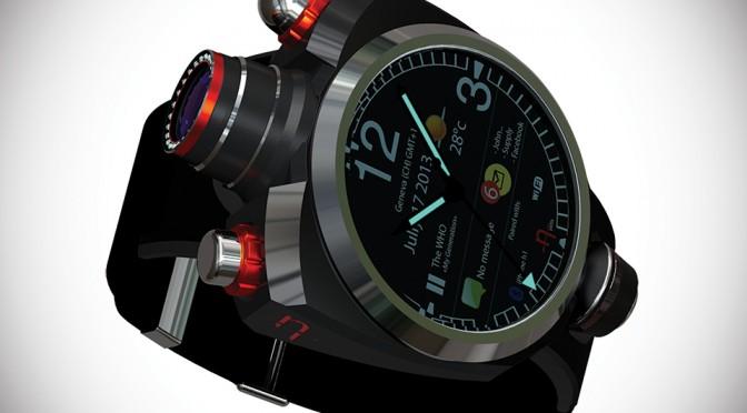 Hyetis Crossbow Smartwatch