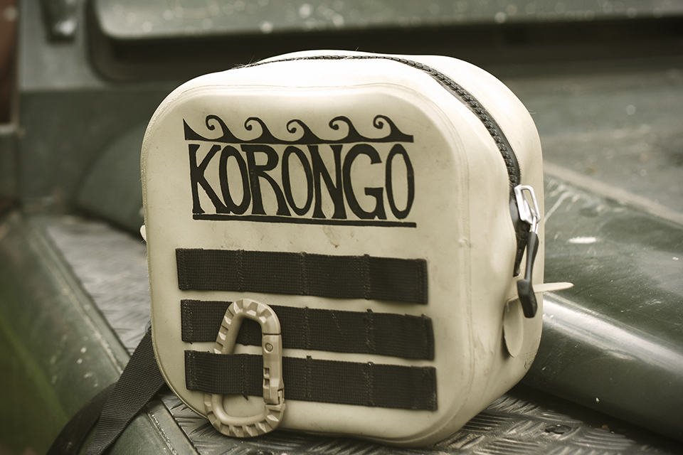 Korongo Waterproof Pack
