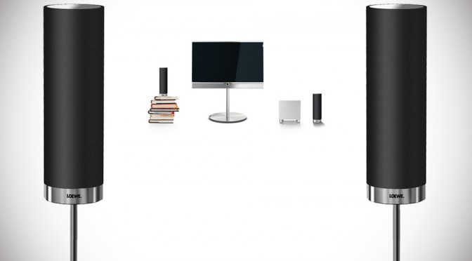 Loewe 3D Orchestra IS Speaker System