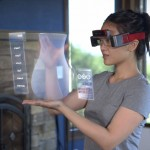 META SpaceGlasses Augmented Reality Glasses