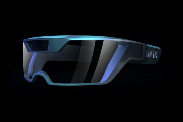 META SpaceGlasses Augmented Reality Glasses - Consumer Edition Render
